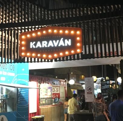 Street Food Caravan